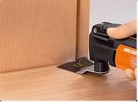 Isolamento termico pareti interne: tagliare piastrelle senza fare