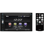 "Boss Double-DIN 320W 6.5"" Touchscreen Bluetooth Car Multimedia Player w/ Remote by VM Express"
