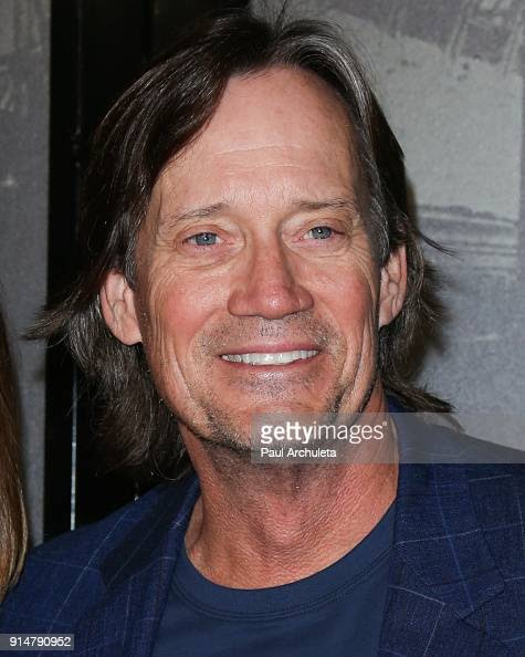 Actor Kevin Sorbo attends the premiere of 'The 15:17 To Paris' at...