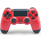 Sony Playstation 4 Dualshock 4 Wireless Controller - Magma Red