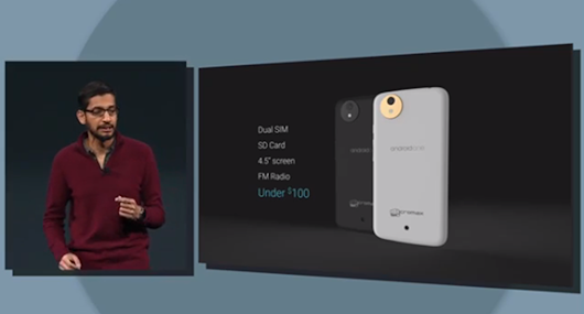 Android One unveiled: Reference hardware and stock Android for cheap Smartphones