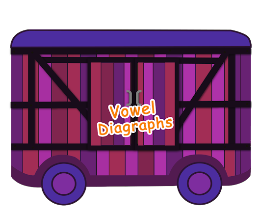 Phonics Sound of bogie 3: VOWEL DIAGRAPHS