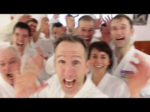 Karate in the Great White North vlog 103