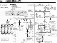 1995 Ford F 350 Headlight Wiring Diagram