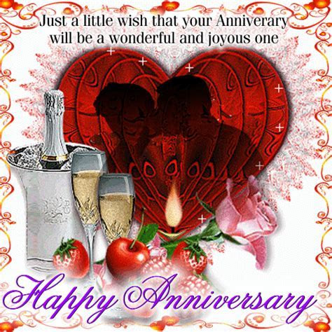 A Romantic Anniversary Card  Free To a Couple eCards