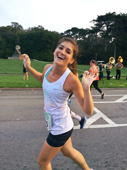 just did it: NW SF Half Marathon 2015