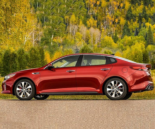 Consumer Reports Names the Kia Optima Best Midsize Sedan 2017