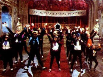 """Throwback Friday: Rocky Horror Picture Show """"The Time Warp ..."""