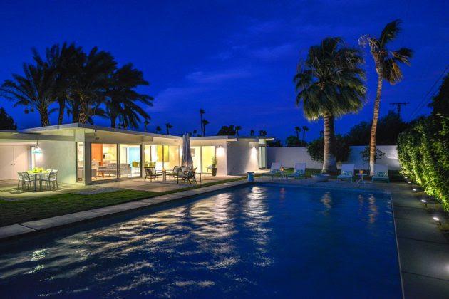 16 Stunning Mid-Century Modern Swimming Pool Designs That ...
