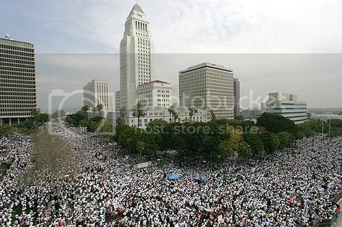 HR4437 Protest - Image from LA Times