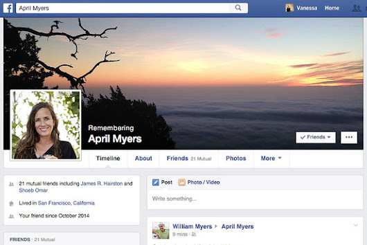 Facebook Heir? Time to Choose Who Manages Your Account When You Die - WSJ