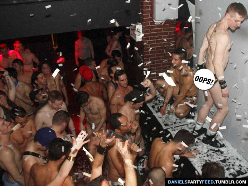 cruising party gay new york city