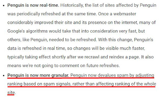 "Rand Fishkin on Twitter: ""Most important detail of the announcement is the change to how it operates (ML-based consideration of ranking signals, more like RankBrain) """