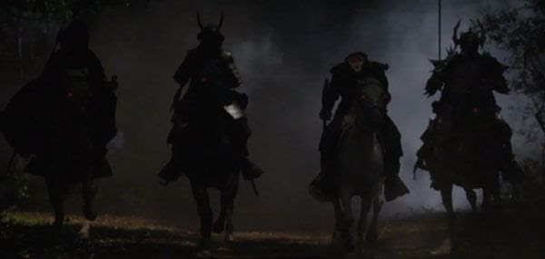 Death and his fellow Horsemen are ready to bring about the Apocalypse in SLEEPY HOLLOW.