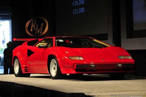 1985?1988 Lamborghini Countach LP5000 QV   Lamborghini   SuperCars.net