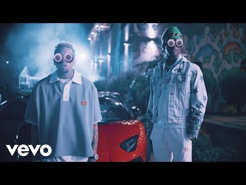 Chris Brown ft Young Thug-Go crazy Official video