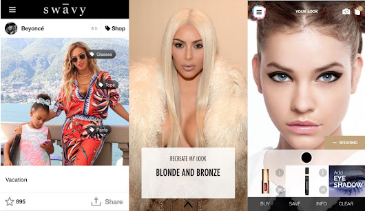 The Top Beauty & Style Apps That Give You A Total Makeover
