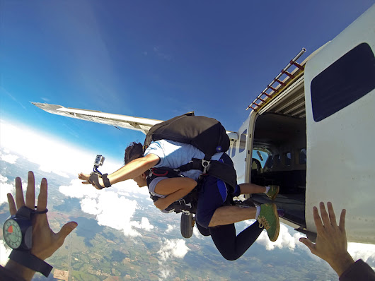 Three Tips for First Time Skydivers