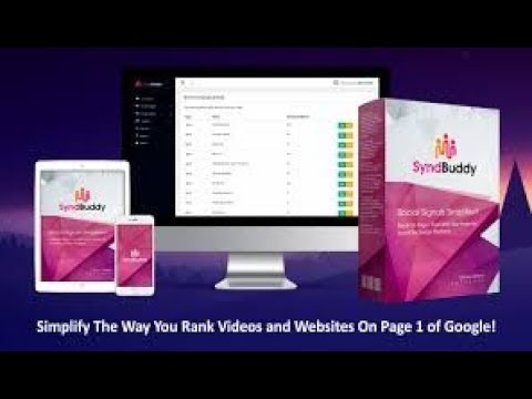 Funnel Franchise Additional Tools SyndBuddy Rank And Get Views Fast