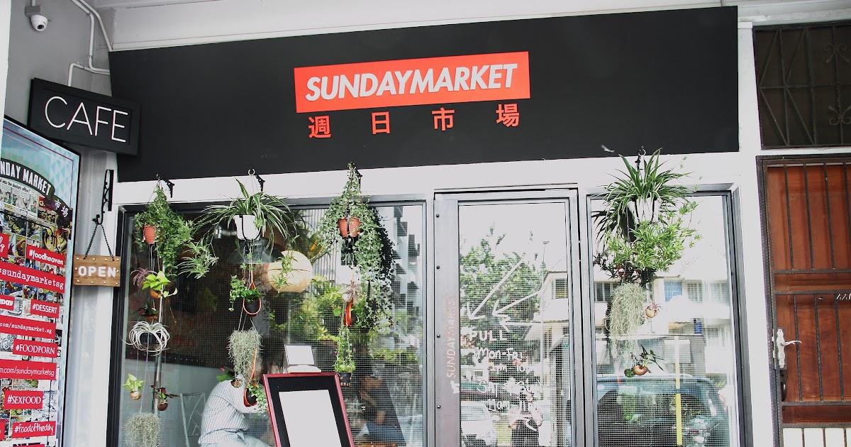 Market Cafe Menu Los Angeles