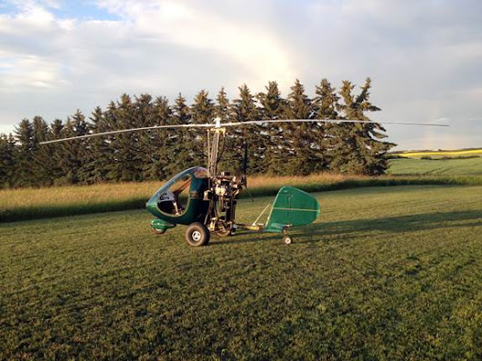 Calgary Recreational and Ultralight Flying Club