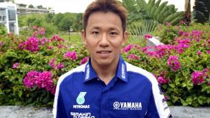 katsuyuki nakasuga replaces lorenzo for sepang