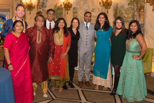 Diwali at The Pierre - Twinspirational