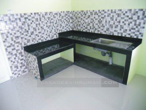 contoh variasi meja dapur sederhana  tapi menawan Jasa
