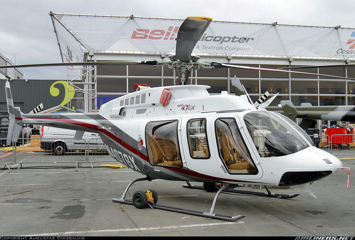 Bell 407GX aircraft picture