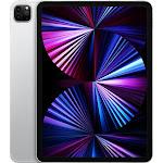 Apple 11-inch ipad pro m1 wi-fi + cellular 2tb - silver mhn33ll/a (spring 2021)