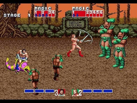 Golden Axe | Arcader
