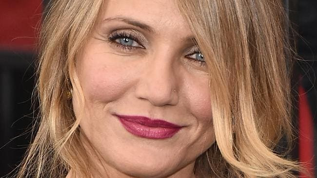 DIGEST THIS Cameron Diaz Proudly Poses In A Makeup Free Face - Cameron diaz make