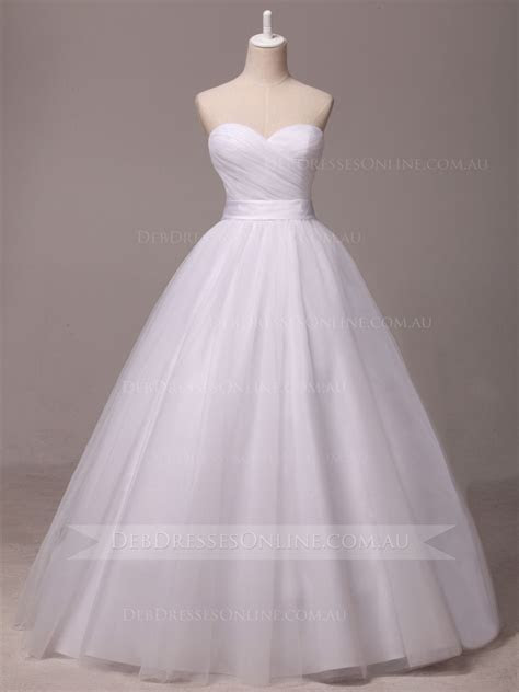 Princess Sweetheart Neckline Simple Debutante Gown   Shannelle