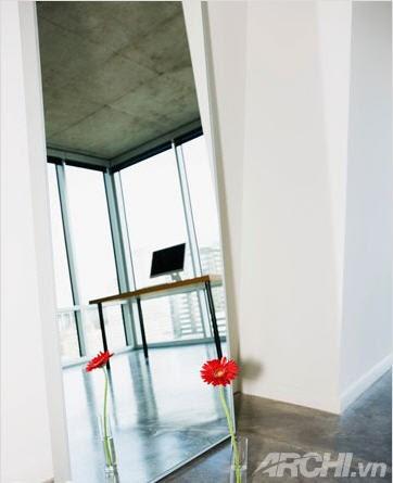 Trang trí gương trong nhà và những điều cấm kỵ | ảnh 1