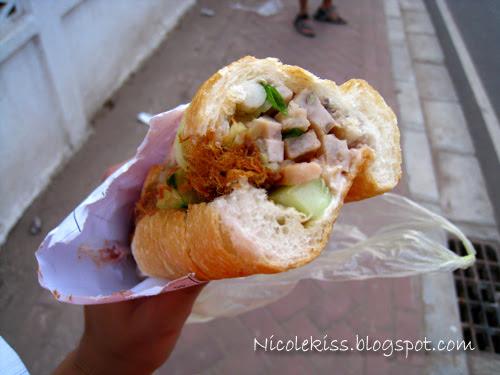 5000 kip sandwich