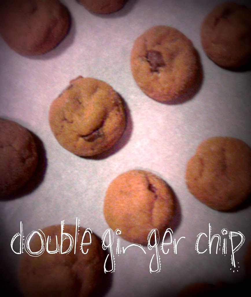 Double Ginger Chip