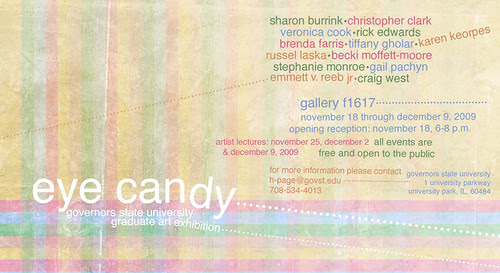 Eye Candy Group Show