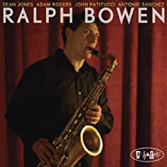 Ralph Bowen: Due Reverence cover