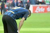 Inter Milan Kalah, Icardi Rasakan Keanehan