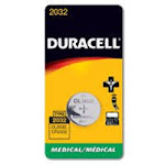 Duracell Photo Electron Lithium Battery Dl2032B - 3 V Each x 6 Pack,