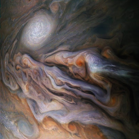 Awesome new Jupiter close-up | EarthSky.org