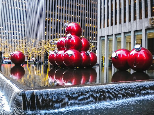 50 Things To Do in New York City for Christmas