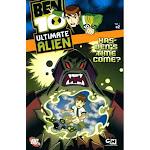 Ben 10 Ultimate Alien Vol.1 #2 Has Ben's Time Come Comic Book