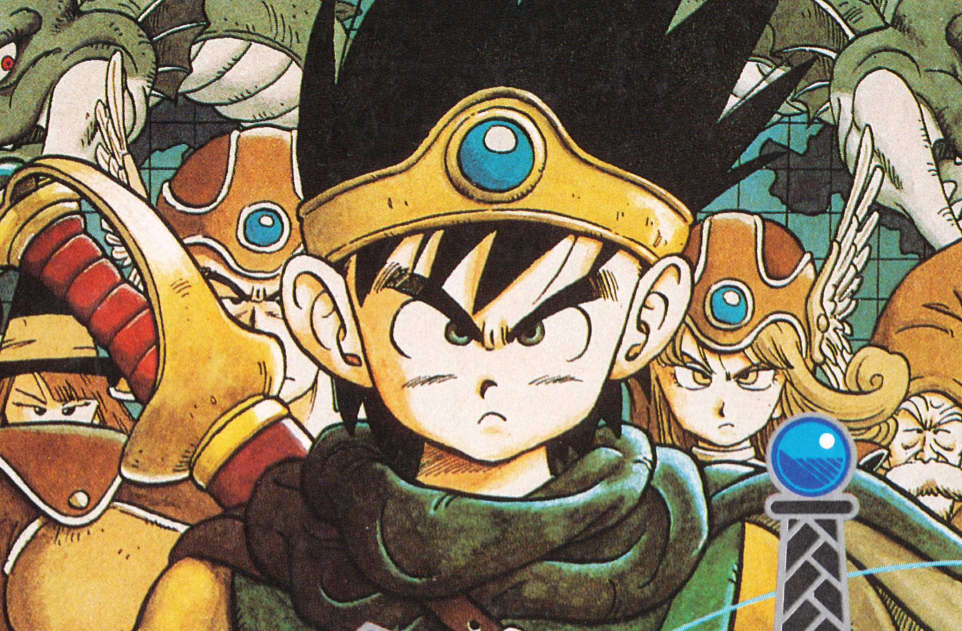 First three Dragon Quest games hit PS4 and 3DS this month in Japan screenshot