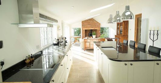Extension and New Kitchen in Extended Propertyin Little Hallingbury, Essex