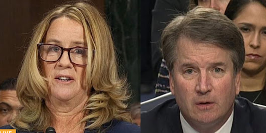 7 Things to Remember If Dr. Christine Blasey Ford and Judge Kavanaugh's Hearing Is Difficult for You