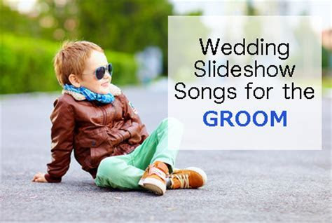 Wedding Slideshow Songs