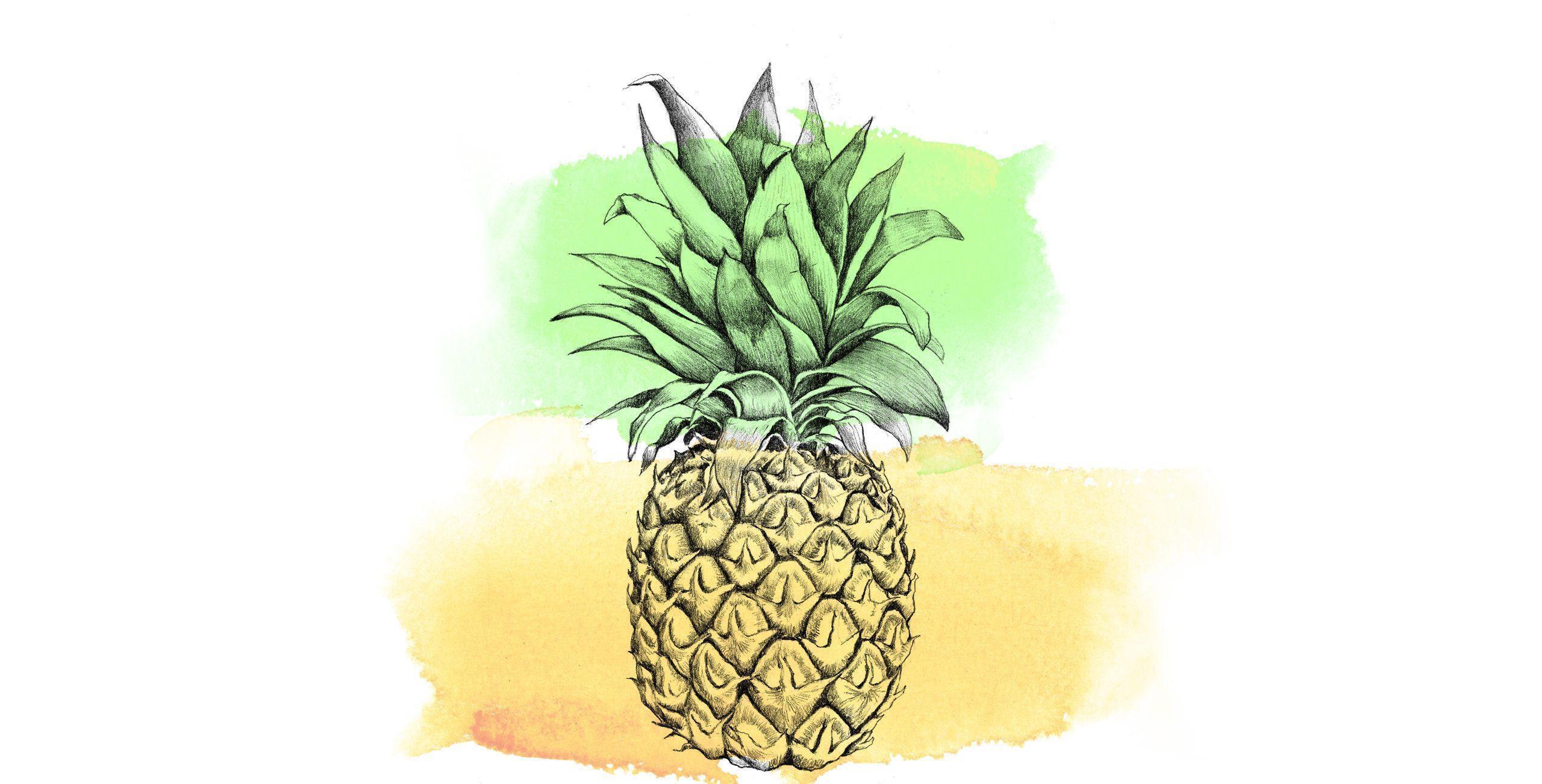 Pineapple Wallpapers - Wallpaper Cave