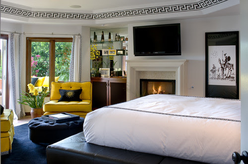 Malibu Mediterranean mediterranean bedroom