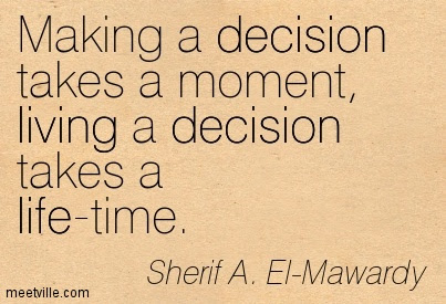 Quotes About Making Decisions 206 Quotes